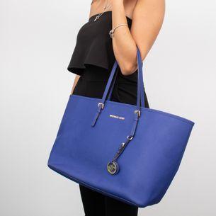 Bolsa-Michael-Kors-Tote-Azul