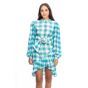 Vestido-Adriana-Degreas-Vichy-Azul