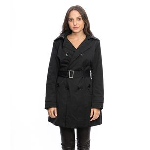 Casaco-Trench-Coat-Michael-Kors-Preto