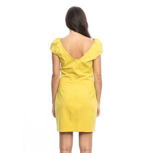 Vestido-Diane-von-Furstenberg-Amarelo