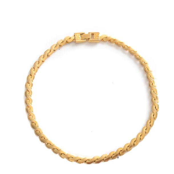 Colar-Givenchy-Vintage-Corrente-Dourada