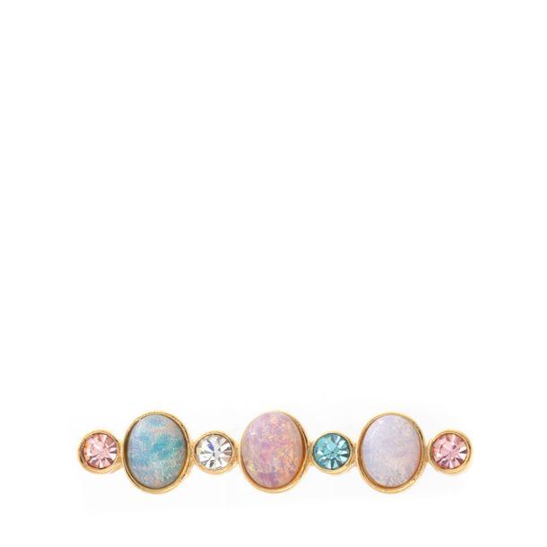 Broche-Givenchy-Pedras-Coloridas