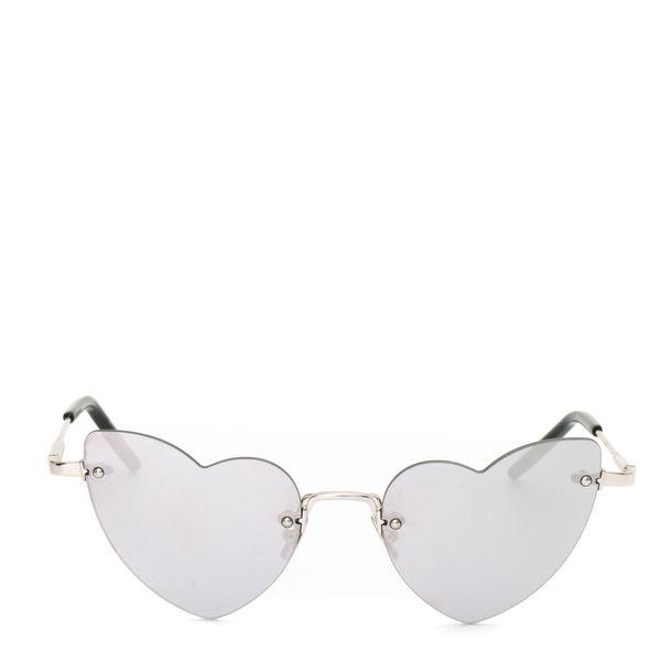 Oculos-Saint-Laurent-Loulou-Espelhado-Pequeno