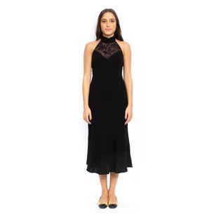 Vestido-Ralph-Lauren-Preto-Frente-Unica