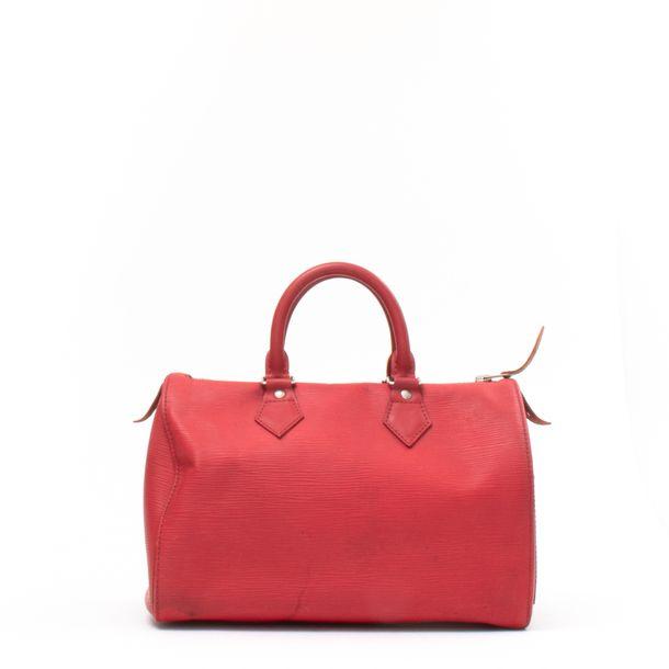 Bolsa-Louis-Vuitton-Speedy-Epi-Vermelha