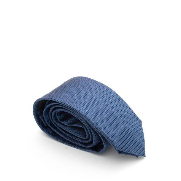 Gravata-Hugo-Boss-Azul