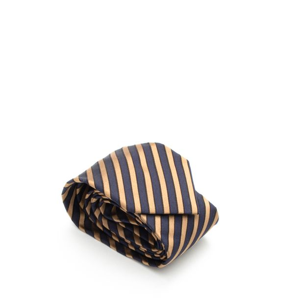 Gravata-Emporio-Armani-Azul-Listrada