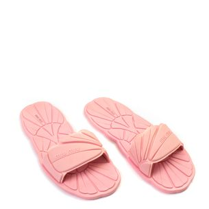 Chinelo-Miu-Miu-Pool-Slides-Rosa