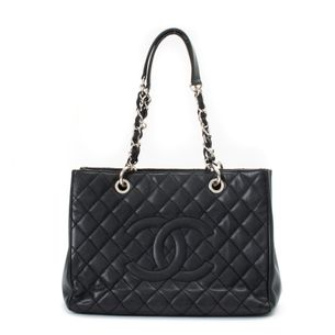 Bolsa-Chanel-Shopper-Caviar-Preta