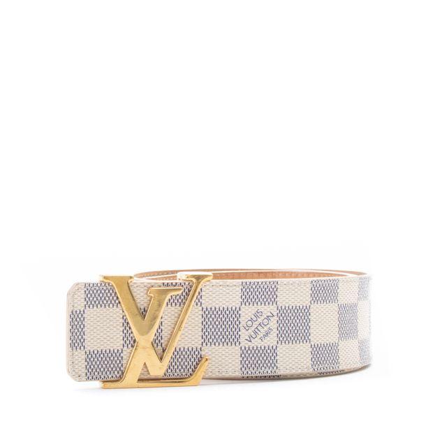 Cinto-Louis-Vuitton-Damier-Azur