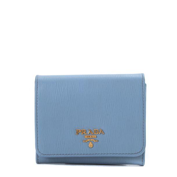 Carteira-Prada-Saffiano-Azul