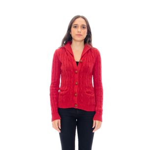 Casaco-Ralph-Lauren-Tricot-Vermelho