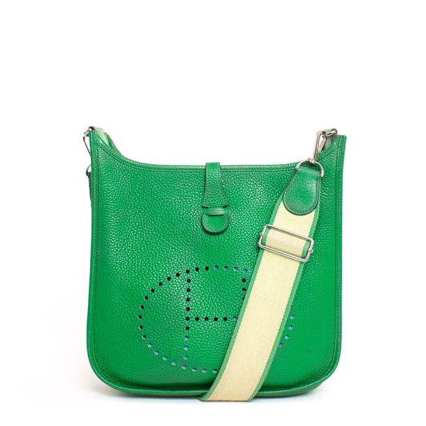 Bolsa-Hermes-Evelyne-Verde