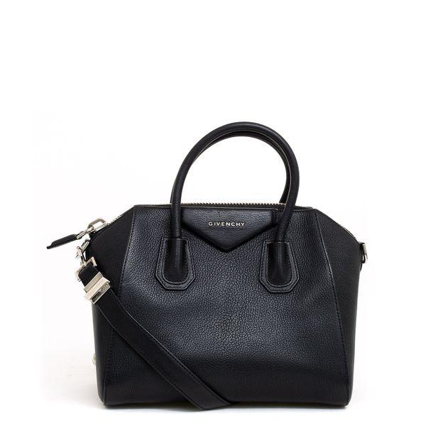 Bolsa-Givenchy-Antigona-Couro-Preto