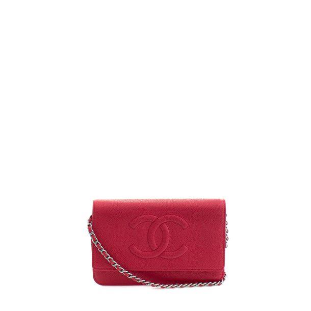 64417-Bolsa-Chanel-Wallet-on-Chain-Vermelha-Couro-Caviar-1