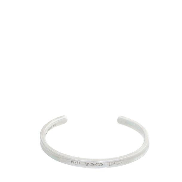 Bracelete-Tiffany-1837-Estreito-Prata