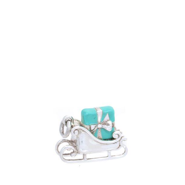 Pingente-Tiffany-Treno-Prata
