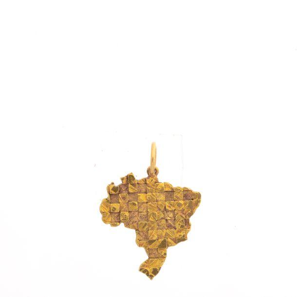 64459-Pingente-Mapa-do-Brasil-Ouro