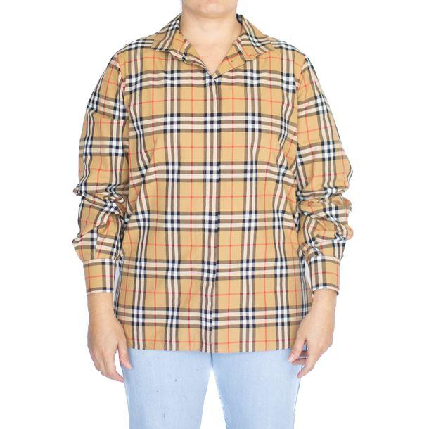 Camisa-Burberry-House-Check