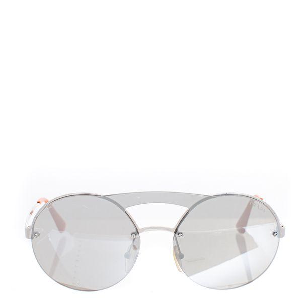 Oculos-Prada-Arredondado-Aste-Laranja