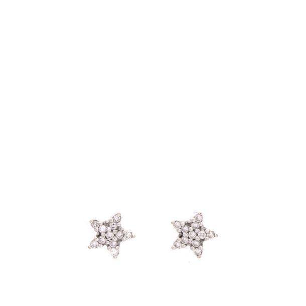 Par-de-Brinco-Vivara-Estrela-Ouro-Branco-e-Diamantes