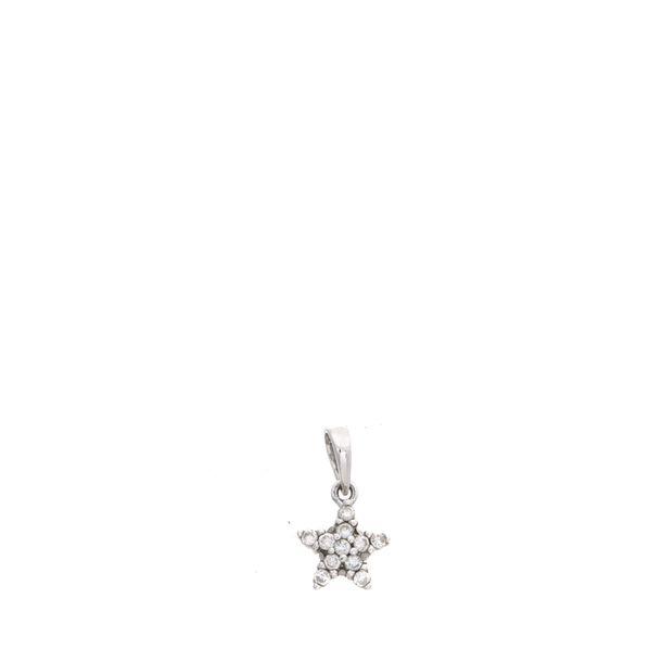 Pingente-Vivara-Estrela-Ouro-Branco-e-Diamantes