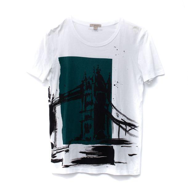Camiseta-Burberry-London-Bridge