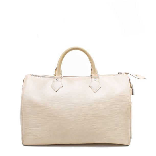 Bolsa-Louis-Vuitton-Speedy-35-Epi-Creme