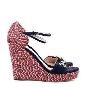 Sandalia-Plataforma-Gucci-Azul-Vermelho