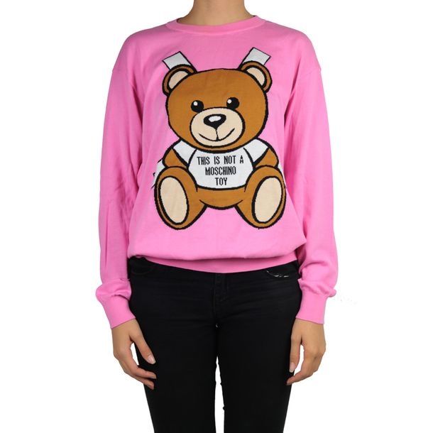 Sueter-Moschino-Teddy-Bear-Rosa