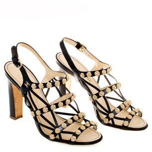64650-Sandalia-Chanel-Preta-e-Dourada