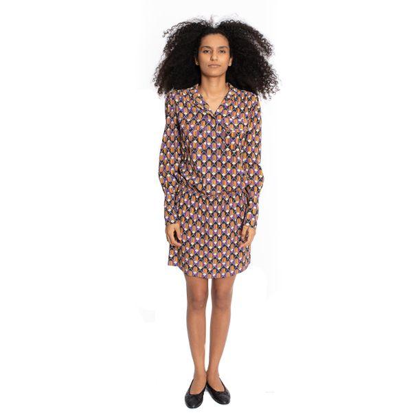 Vestido-Mixed-Estampa-Geometrica-Tons-Terrosos