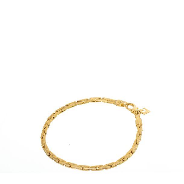 Pulseira-dourada-estilo-snake-Vintage