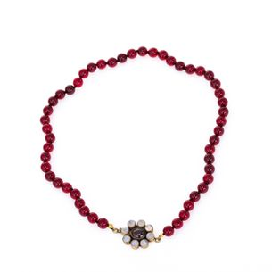 Colar-flor-Tharros-bijoux-firenze-Vintage