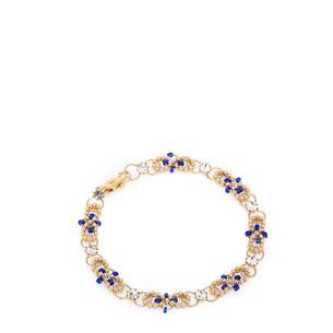 Pulseira-dourada-elos-e-micangas-azuis