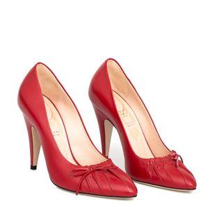 Scarpin-Gucci-N8-Hibiscus-Red-Vermelho