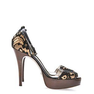 Sandalia-Dolce---Gabbana-Renda-Preta