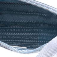 Bolsa-Mini-Prada-Re-Edition-2000-Azul-Claro-Nylon