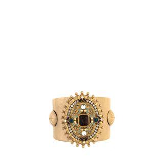 Bracelete-Dourado-Strass-Encaixe