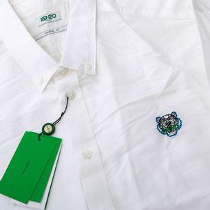 Camisa-Kenzo-Branca