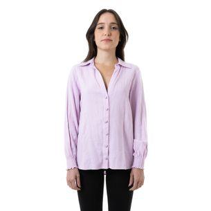 Camisa-Cris-Barros-Lavanda