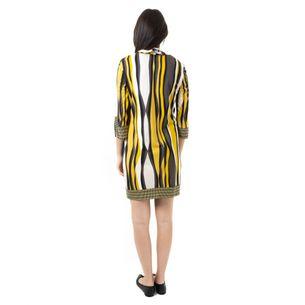 Vestido-Diane-Von-Furstenberg-Amarelo-e-Preto