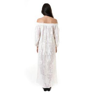 Vestido-Cris-Barros-Branco-Manga-Longa