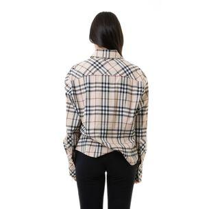 Camisa-Burberry-Quadriculada