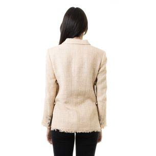 Blazer-Chanel-Tweed-Creme