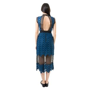 Vestido-Self-Portrait-Azul