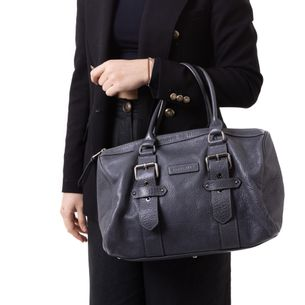 Bolsa-Longchamp-Cinza-Chumbo