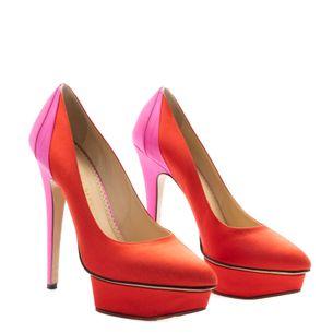 Salto-Charlotte-Seda-Vermelho-com-Rosa-Pink