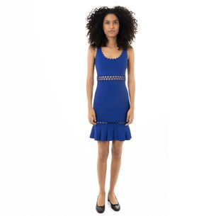 Vestido-Herve-Leger-Bandagem-Azul-Bic