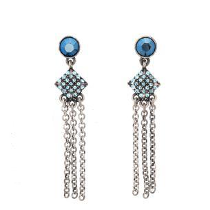 Brinco-Givenchy-Chumbo-com-Strass-e-Pedra-Azuis